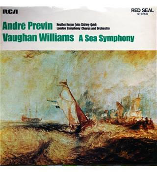 A Sea Symphony -- Vaughan Williams - SER 5585