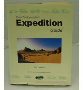 Vehicle-dependent expedition guide by Tom Sheppard