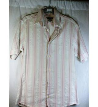 H&M size 39-49 mens shirt H&M - Pink