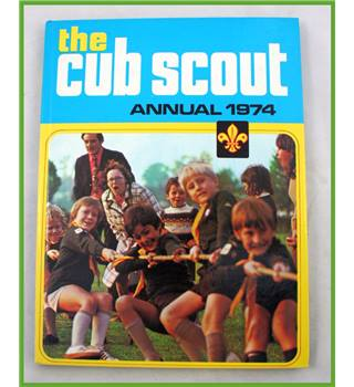 The Cub Scout Annual 1974
