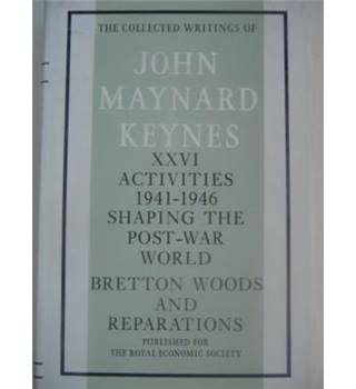 The collected writings of John Maynard Keynes. 5 books