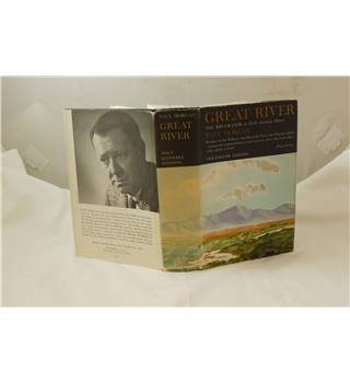 Great River The Rio Grande in North American History Paul Horgan 1 vol edn 1971 Pullitzer Prize winner
