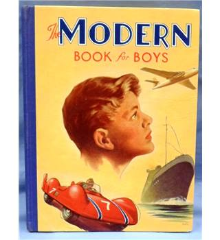 Vintage. The Modern Book for Boys
