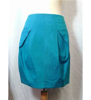 ladies skirt River Island - Blue - Mini skirt