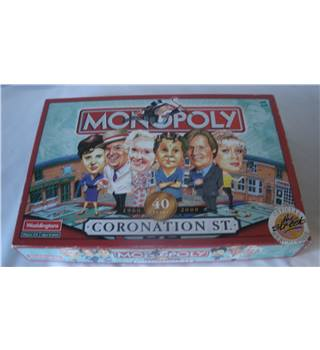 Monopoly: Coronation Street 40th Anniversary Edition