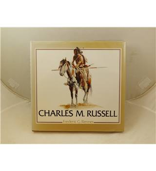 Charles M Russell Paintings Drawings & Sculpture in Amon Carter Museum by F G Renner publ 1984 with d/j