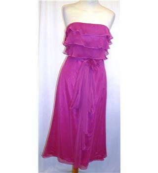 Jim Hjelm - Occasions Jim Hjelm - Occasions - Size: 8 - Pink - Strapless dress