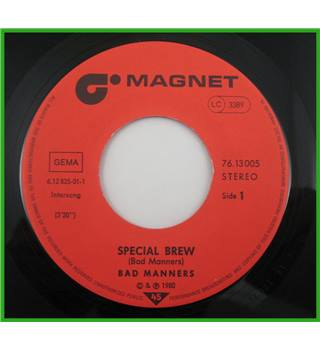 Special Brew/Ivor The Engine - Bad Manners - LC3389
