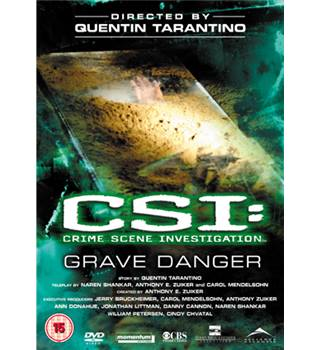CSI - CRIME SCENE INVESTIGATION GRAVE DANGER 15