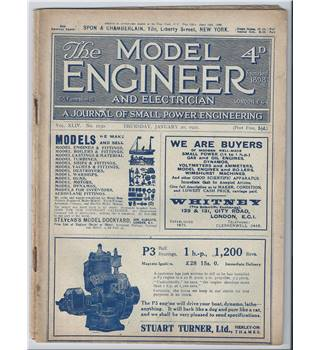 The Model Engineer and Electrician 1921