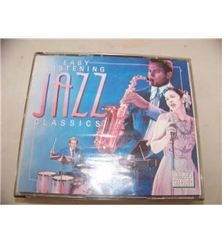 Easy Listening Jazz Classics Various Artists