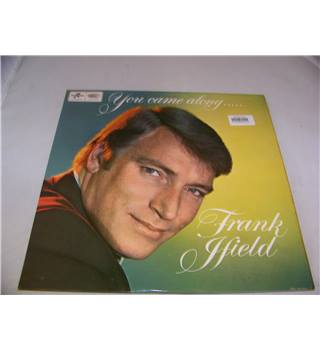 you came along frank ifield - sx 6147