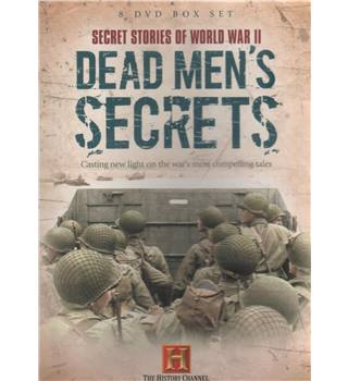 Dead Men's Secrets: Secret Stories of World War II E