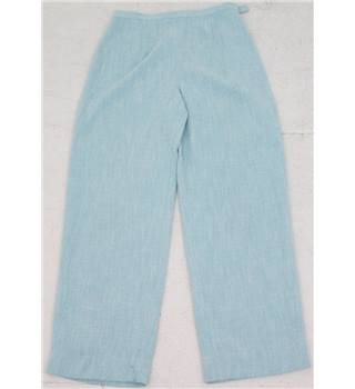 Luis Civit - Size: M - Light Blue - Trousers