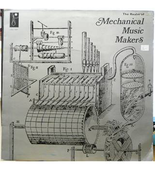 The Realm Of Mechanical Music Makers - Various - CRY 3007