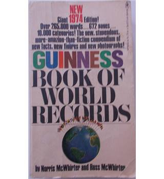 Guinness Book of World Records, 1974