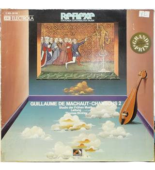 Chansons 2 - Guillaume de Machaut - 1 C 063-30109
