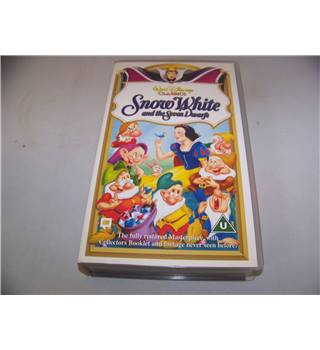 Snow White and the seven dwarfs (Disney) Uc