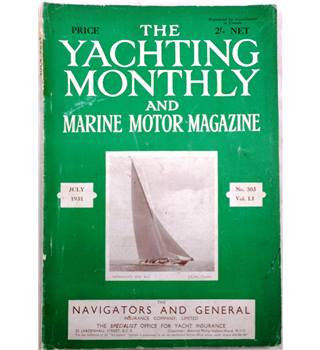 The Yachting Monthly and Marine Motor Magazine No.303