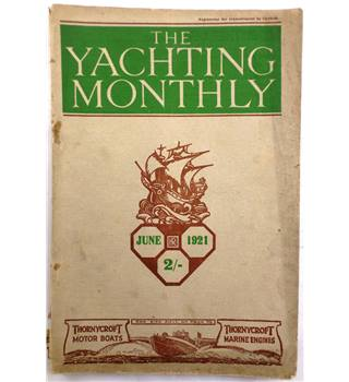 The Yachting Monthly June 1921