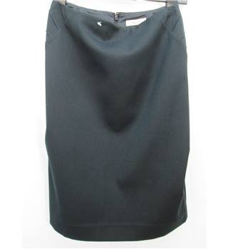 Precis - Size: 10 - Black - Smart Pencil skirt