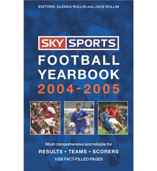 Sky Sports Football Yearbook 2004-05