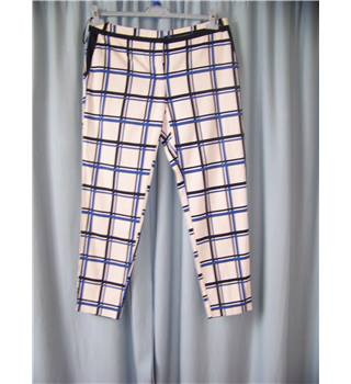 "River Island - Size: 34"" - Multi-coloured - Trousers"