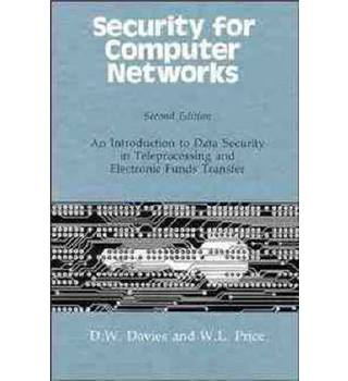 Security for Computer Networks