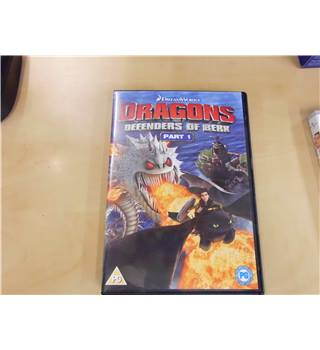DVD Dragons defenders of berk - part 1 PG