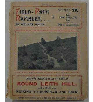Field-Path Rambles : Round Leith Hill