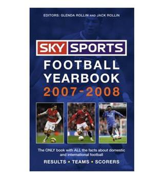 Sky Sports Football Yearbook 2007-08