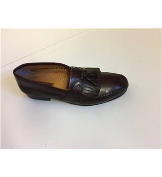Brown Loafers Fliorsheim - Size: 9 1/2 EEE