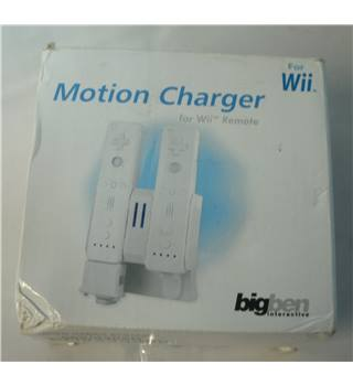 Motion Charger for Wii Remote (nintendo wii)
