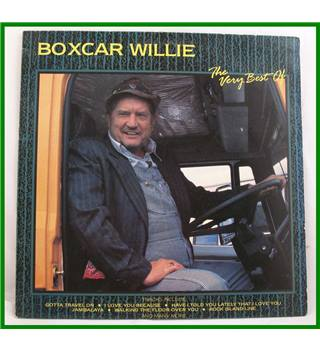 The Very Best of Boxcar Willie - Boxcar Willie - CST026