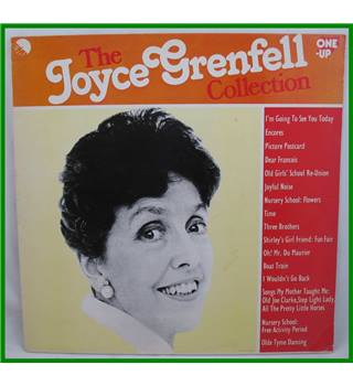 The Joyce Grenfell Collection - Joyce Grenfell - OU2149