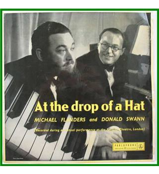At the Drop of a Hat - Michael Flanders and Donald Swann - PMC1033