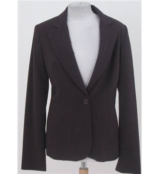BNWT Next size 10 Tall purple smart blazer