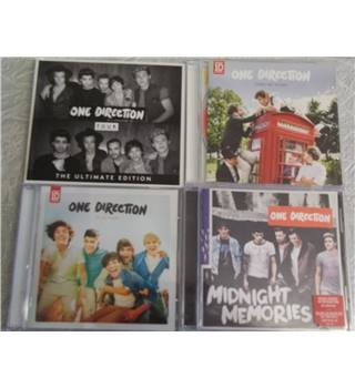 Selection of one direction cds