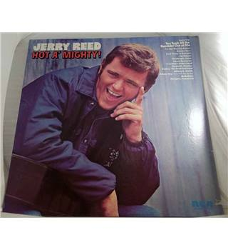 """Hot A Mighty"" LP by Jerry Reed - LSP-4838"