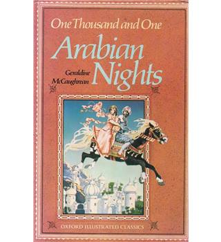 One Thousand and One Arabian Nights - Geraldine McCaughrean - Signed Copy