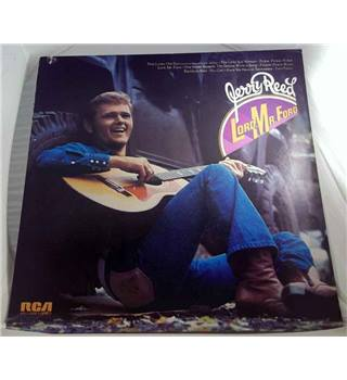 """Lord, Mr Ford"" LP by Jerry Reed - AFL1-0238"