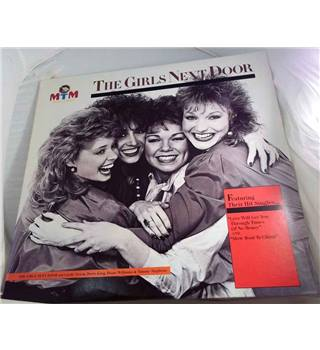 """The Girls Next Door"" LP by The Girls Next Door - ST-71053"