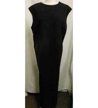 Dress M&S Marks & Spencer - Size: 16 - Black Dress