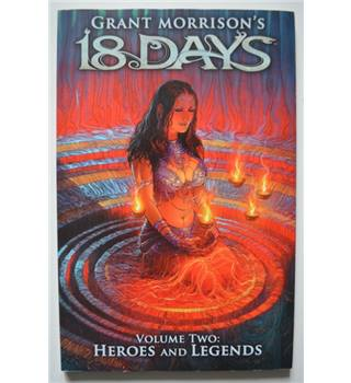 GRANT MORRISON'S 18 DAYS - HEROES AND LEGENDS