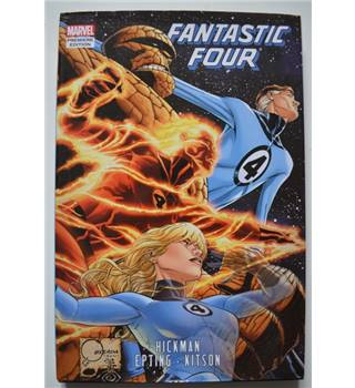 Fantastic four - Vo. Five: Forever
