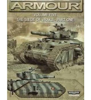 Imperial Armour. Volume Five: The Siege of Vraks - Part One