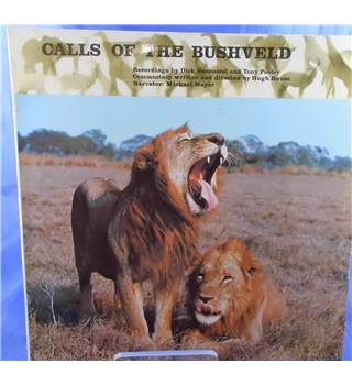 Calls Of The Bushveld   - Dick Reucassel and Tony Pooley  Narrated by Michael Mayer - WL 2