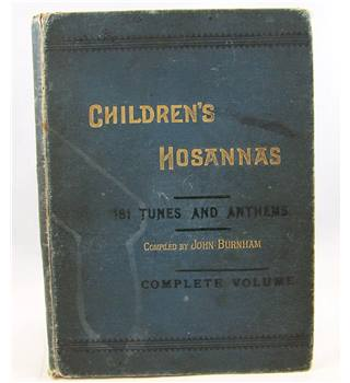 Children's Hosannas. 181 Tunes and Anthems