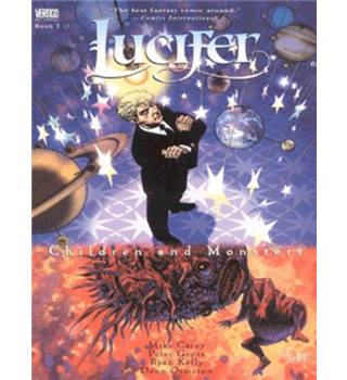 Lucifer : Children and Monsters (The Sandman)