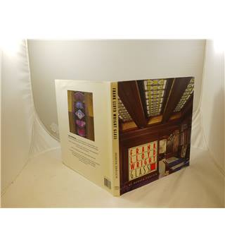 Frank LLoyd Wright Glass by Doreen Ehrlich publ Grange Books 2000 with good dustjacket profusely illustrated